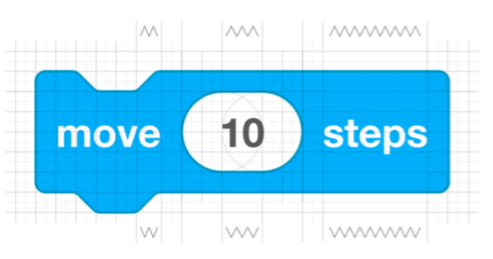Datei:Scratch 3.0 Move () Steps Design.png