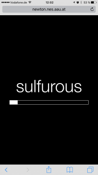 Sulfurous auf Handy4.png